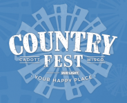 Country Fest in Cadott logo