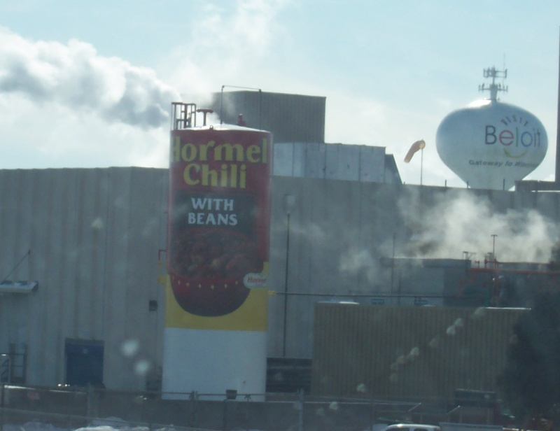 World's Largest Can of Chili, Beloit
