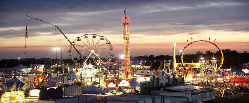 Winnebago county fair august 2 6 2017 state trunk tour for Craft shows in nc 2017