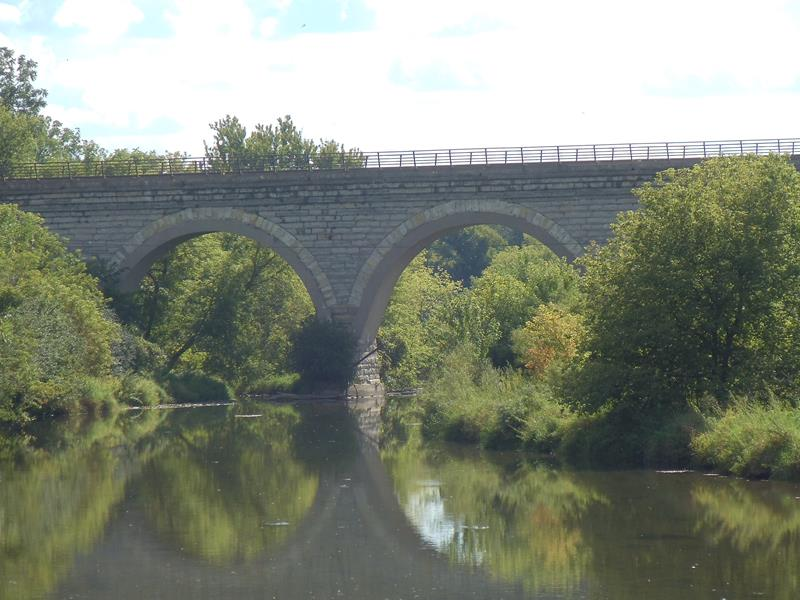 Tiffany Stone Bridge