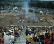 Racine County Fair Demo Derby