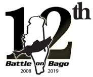 Battle on Bago 2019 logo