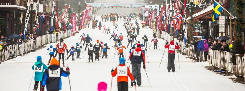 Wisconsin Weekend: The Birkie