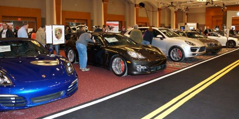 Greater Milwaukee Auto Show