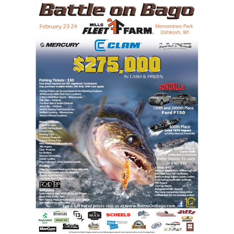 Battle on Bago Poster