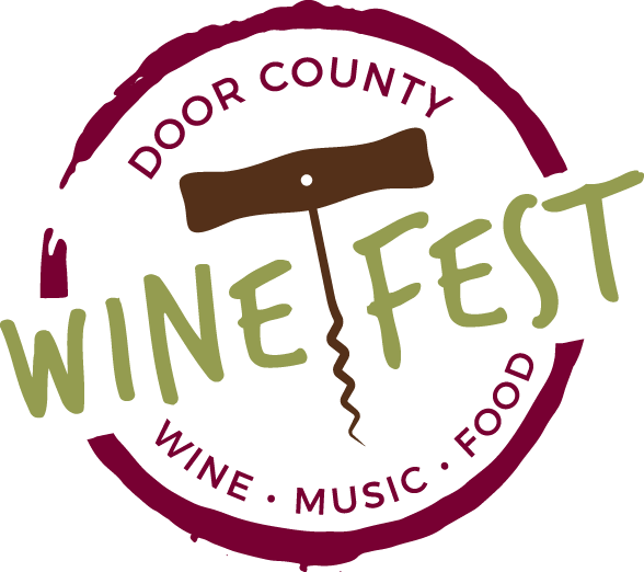 Door County Wine Fest small logo