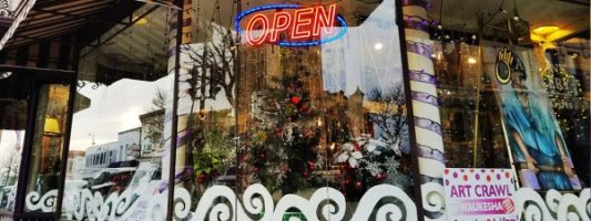 Wisconsin Weekend: Waukesha Art Crawl