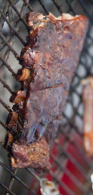 Big Gig BBQ ribs