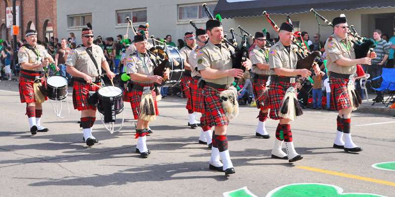New London becomes New Dublin with its St. Patrick's Day and Irishfest celebrations