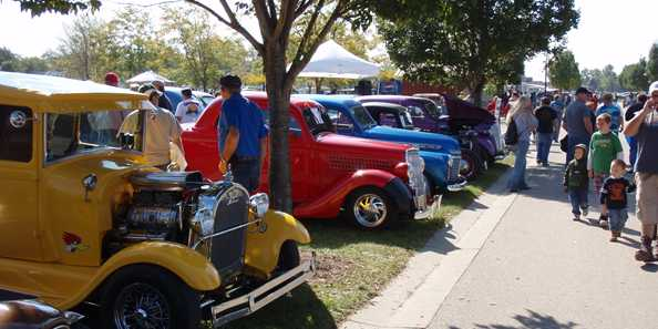 Spring Jefferson Swap Meet & Car Show