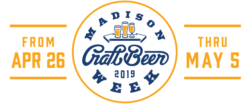 Madison Craft Beer Week 2019