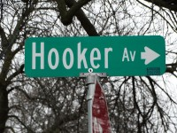 Quirky Street Names in Wisconsin - like Hooker Avenue