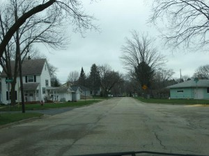 Quirky Street Names in Wisconsin - where Hooker and Pleasure come together
