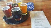 Octopi Brewing's 3rd Sign Brewery sampler