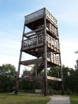 Lapham Peak Tower, Delafield