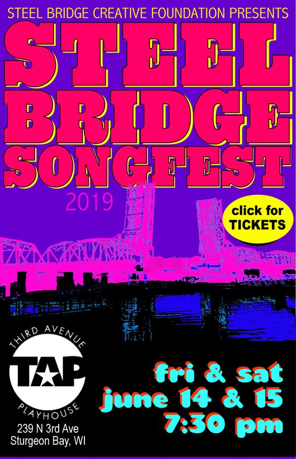Steel Bridge Songfest 2019, Sturgeon Bay