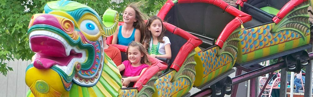 Door County Fair rides