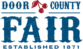 Door County Fair logo