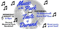 Durand Music in the Park