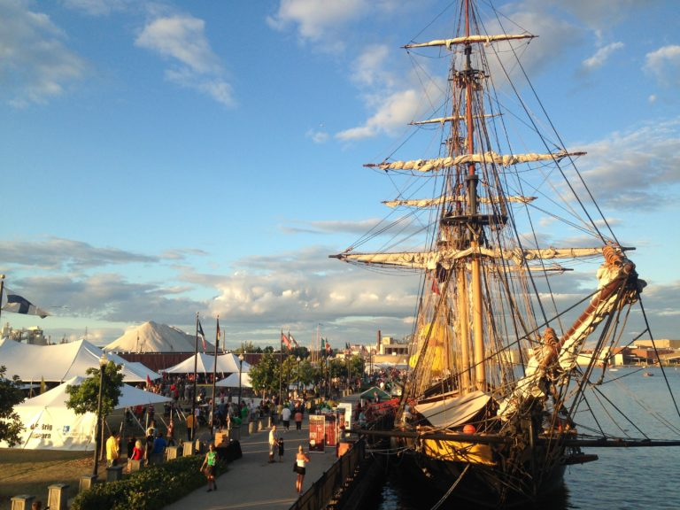 Wisconsin Weekend: Nicolet Bank Tall Ships Festival