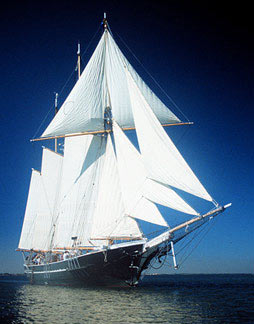 Tall Ship, Green Bay