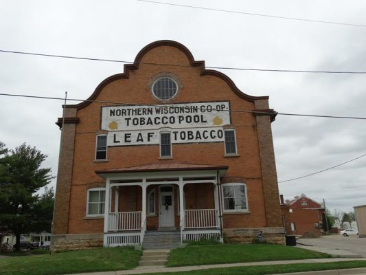 Northern Wisconsin Tobacco Pool Warehouse