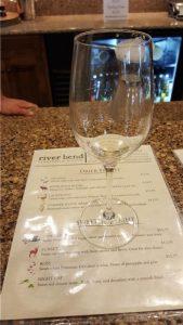 River Bend tasting