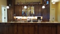 River Bend Tasting Room bar
