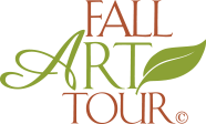 Fall Art Tour logo
