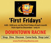 Racine First Fridays