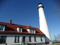 Wind Point Lighthouse Tour