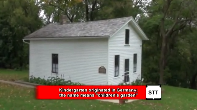 First Kindergarten in Watertown