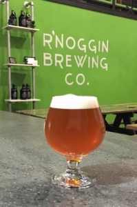 R'Noggin Brewing, Tap Room