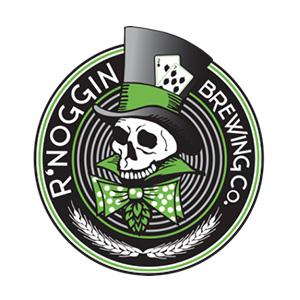 R'Noggin Brewing logo