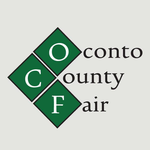 Oconto County Fair logo