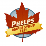 Phelps Maple Fest logo