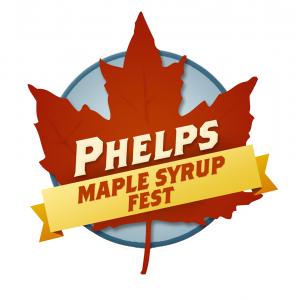 Phelps Maple Fest logo