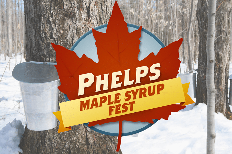 Wisconsin Weekend: Phelps Maple Syrup Fest