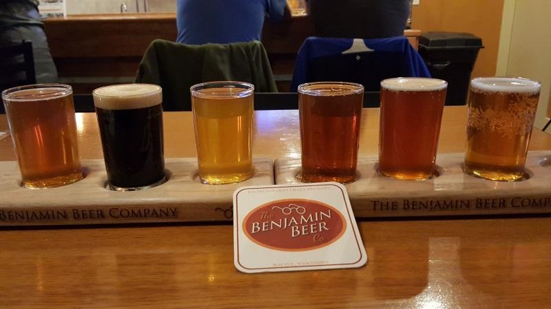Benjamin Beer Sampling