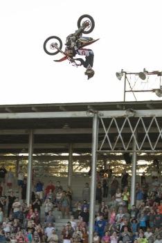 ATV Big Air Tour at Springfest, Chippewa Falls