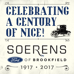 Soerens Ford - A Century of Nice