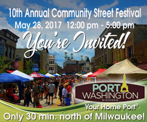 Port Washington Street Festival, May 28, 2017