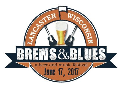 Lancaster Brews & Blues Festival logo
