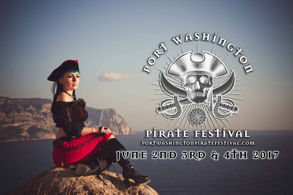 Port Washington Pirate Festival cover