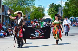 Port Washington Pirate Festival Parade