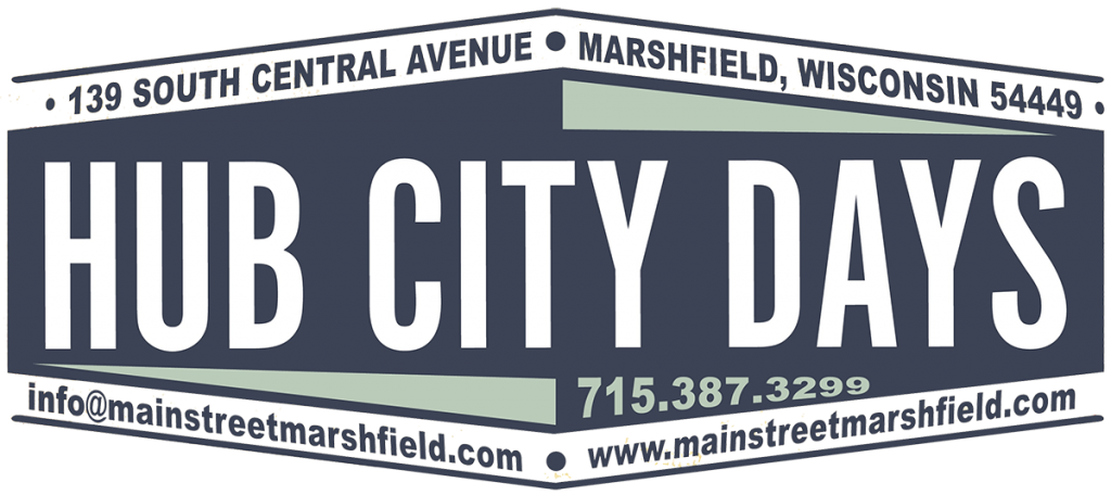 Hub City Days logo