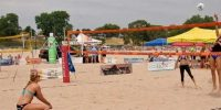 EVP Beach Sports Festival, Racine's North Beach