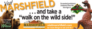 Visit Marshfield via State Trunk Tour