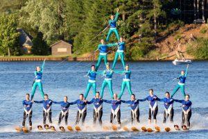 Wisconsin Rapids Aqua Skiers
