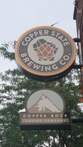 Copper State Brewing on US 141